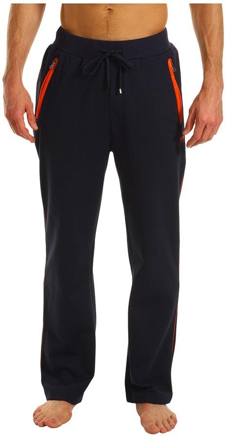 HUGO BOSS Long Pant BM (Navy) - Apparel