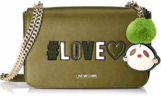 Love Moschino Borsa Pu Womens Satchel