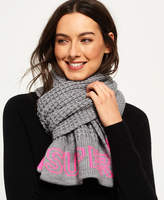 Superdry Waffle Scarf