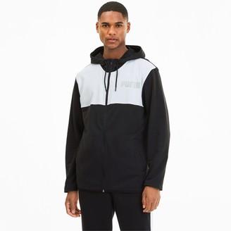 Puma Collective Men's Warm Up Jacket