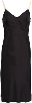 Helmut Lang Woven Dress
