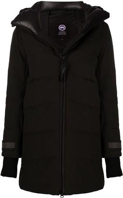 Canada Goose Merritt hooded parka coat