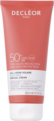 Decleor Sun Cream Spf50 For Body 200Ml