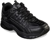 Skechers Relaxed Fit Soft Stride Thurles SR Men's Work Shoes