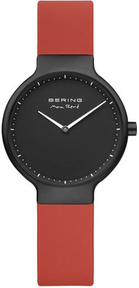 Bering Max Rene 15531-523 Silicone Strap Red Watch