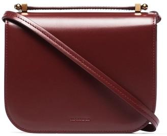 Jil Sander Taos leather crossbody bag