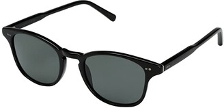 Shwood Kennedy Acetate - Polarized (Black/Grey Polarized) Polarized Sport Sunglasses