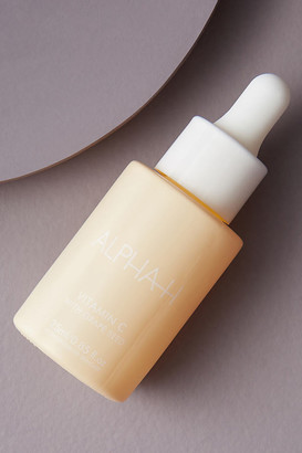 Alpha-h Vitamin C Serum with Grape Seed By in White