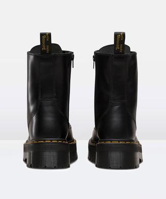 Dr. Martens Jadon Platform 8 Eye Boot Black