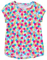 Gymboree Floral Tee