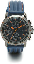 Perry Ellis Stitched Rubber Watch