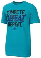 adidas Boys' Clima Performance Compete Tee - Sizes 4-7
