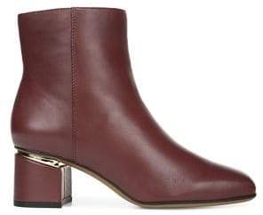 Franco Sarto Marquee Leather Ankle Boots