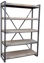 Industrial Expedition Bookcase