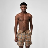 Burberry Vintage Check Drawcord Swim Shorts