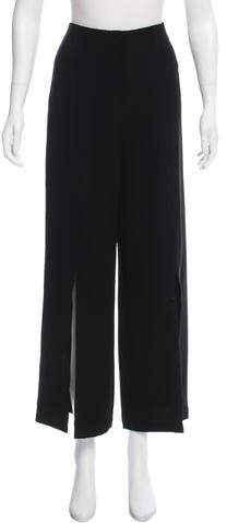 Yigal Azrouel High-Rise Crepe Pants w/ Tags