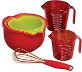 Fiesta 6-pc. Mix & Measure Baking Set