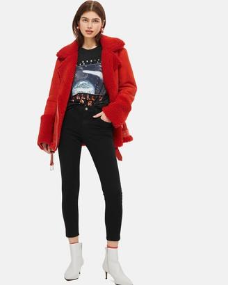Topshop Petite PETITE Leigh Jeans