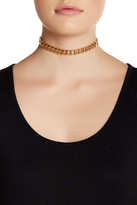 Botkier Open Bar Choker Necklace