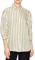 Sandro Dummy Striped Shirt