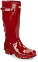 Hunter Kids Gloss Boots