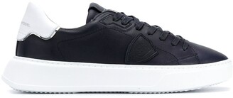 Philippe Model Paris Low Top Chunky Sole Sneakers