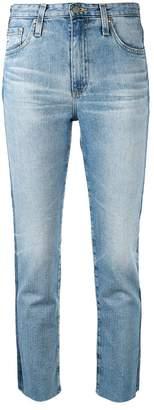 AG Jeans Isabelle side-stripe jeans