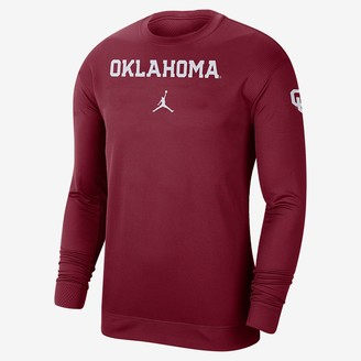 Nike Men's Long-Sleeve Top Jordan College Dri-FIT Spotlight (Marquette)