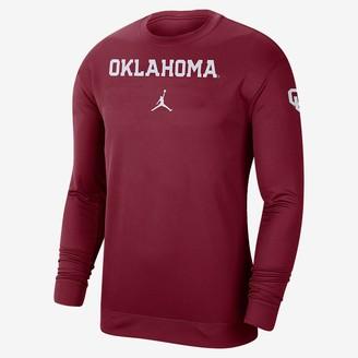 Nike Men's Long-Sleeve Top College Dri-FIT Spotlight (Arizona)