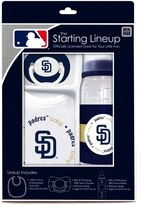 Baby Fanatic MLB San Diego Padres Baby Essentials Gift Set