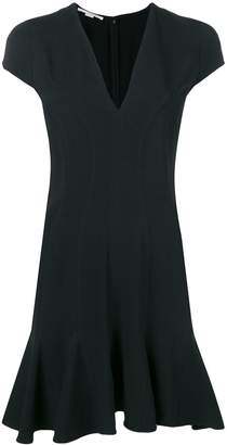 Stella McCartney Flared Little Black Dress
