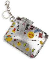 Bari Lynn Emoji Small Pouch