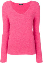Twin-Set V-neck jumper