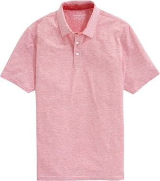 Vineyard Vines Destin Regular Fit Stripe Sankaty Performance Polo