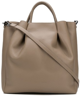 Fabiana Filippi Pleated Hobo Bag