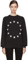 Etudes Studio Black Étoile Europa Sweatshirt