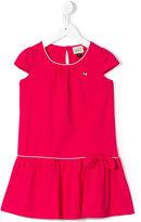 Armani Junior flared dress - kids - Cotton/Spandex/Elastane - 6 yrs