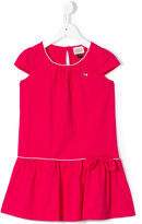 Armani Junior flared dress - kids - Cotton/Spandex/Elastane - 7 yrs