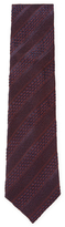 Tom Ford Silk Embroidered Tie