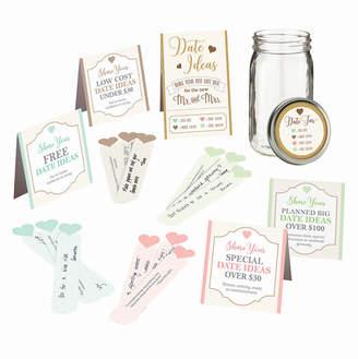 Lillian Rose Date Suggestion Kit Jar
