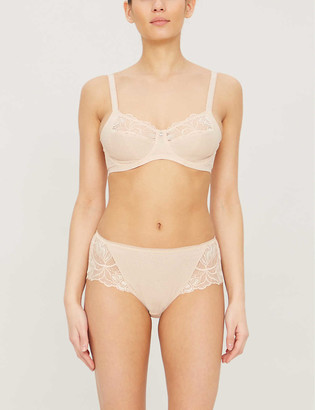 Fantasie Memoir underwired lace bra