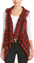 Wooden Ships Buffalo Plaid Vest