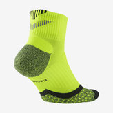 Nike Elite Cushion Quarter Running Socks (1 Pair)