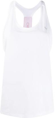 Calvin Klein Logo Printed Tank Top