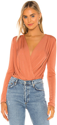 Free People Turnt Bodysuit