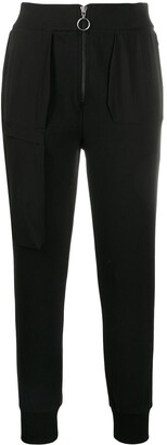 Thom Krom High-Waisted Tapered Trousers