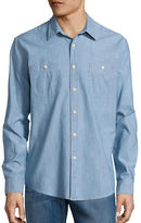 Dockers Premium Edition Slim Fit Chambray Sportshirt