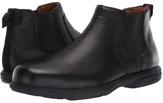 Florsheim Work Loedin Boot (Black) Men's Work Boots