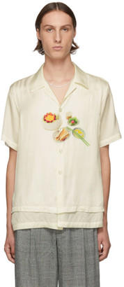 Goodfight White Tabletop Shirt