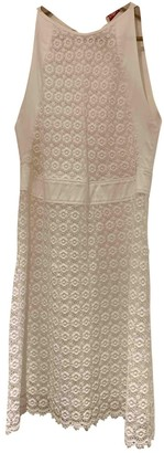 See by Chloe White Lace Dress for Women